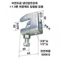 ANSI 슈퍼 클램프 W20